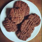 Cacao Walnut Cookies