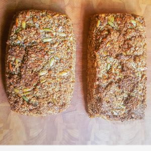 Nut Seed Bread