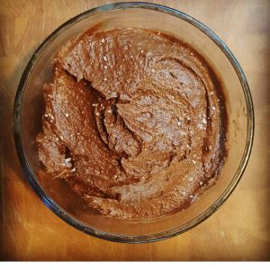 Sweet Potato Chocolate Mousse