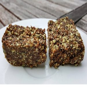 Vanilla Hemp Bars