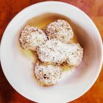 Coconut Snow Balls