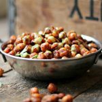 Tahini Roated Chickpeas