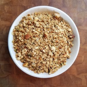 Toasted Muesli