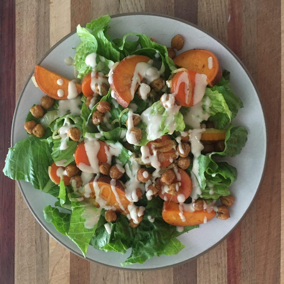 Tahini Salad Pic