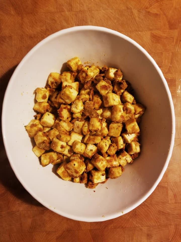 Tofu Toppers
