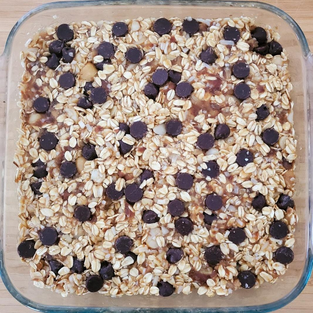 No Bake Granola Bars 2 (2)