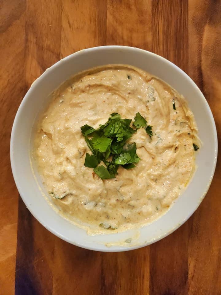 Tahini Yogurt Sauce