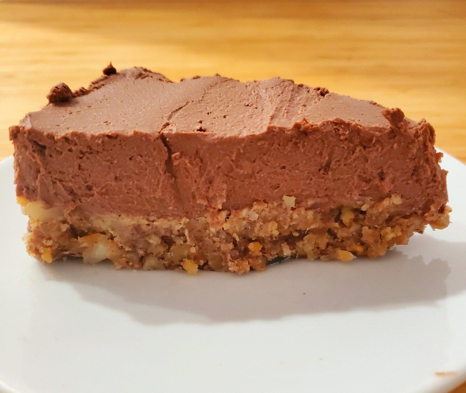 Chocolate Silken Soy Cake
