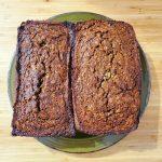oatmeal banana bread 2