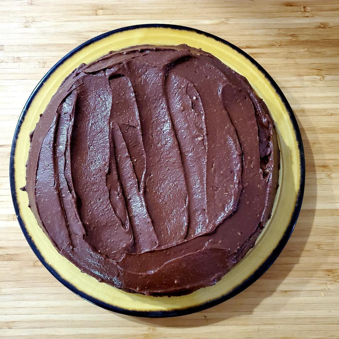 Choc Avo Cake (1)