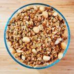 sourdough granola 1