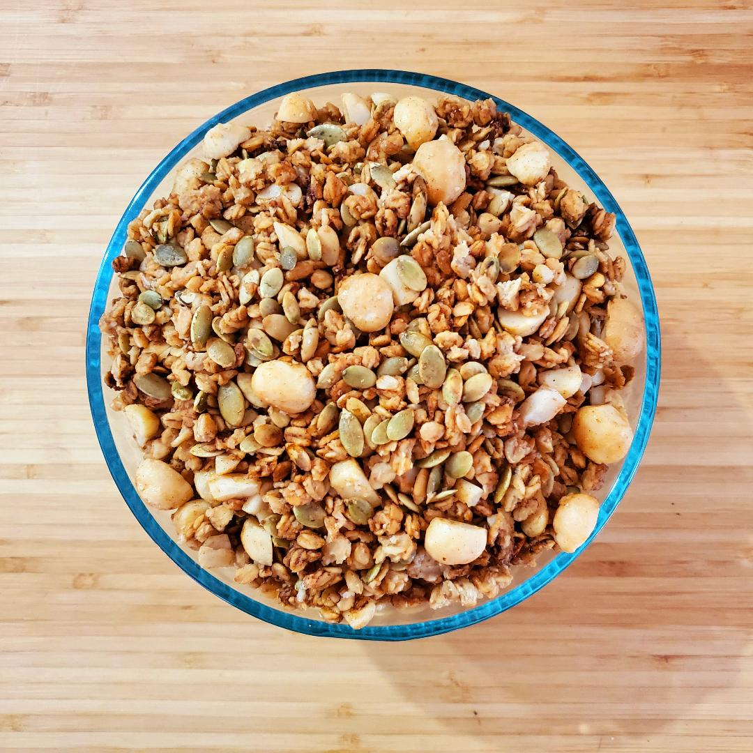 sourdough granola 2