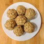coconut vanilla macadamia nut balls