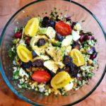 Cauliflower Tabbouleh (2)