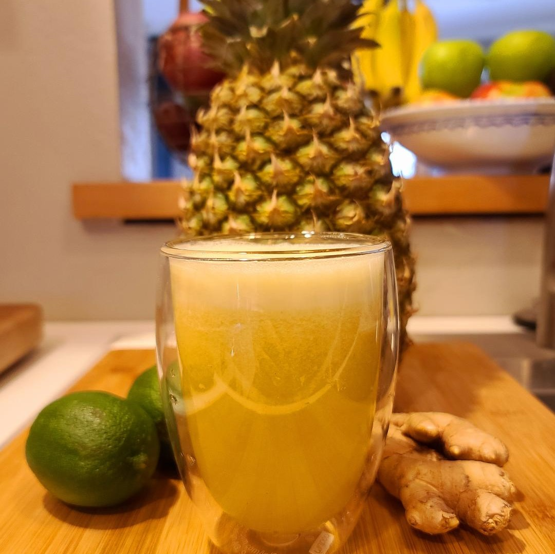 Pineapple Ginger Lime Digestive Drinkn (2)