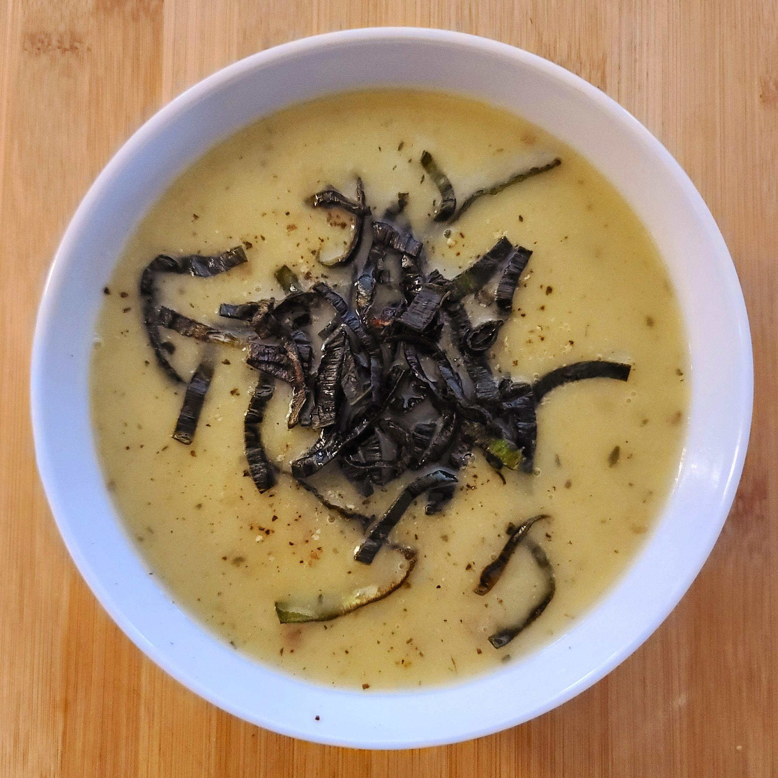 Leek Spud Soup (1)