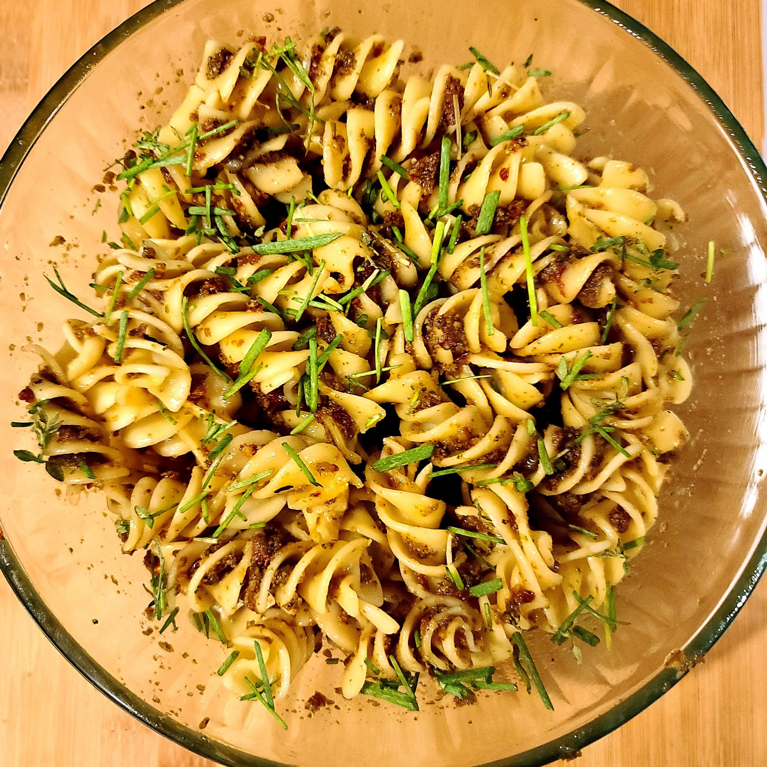 Arugula Hemp Pesto (1)